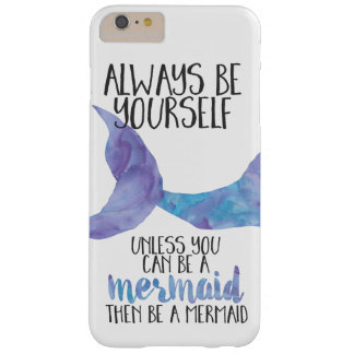Be a Mermaid iPhone 6/6s Plus Case