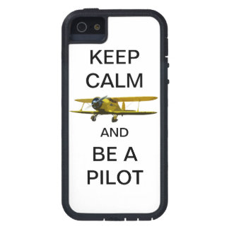 BE A PILOT iPhone 5 CASES