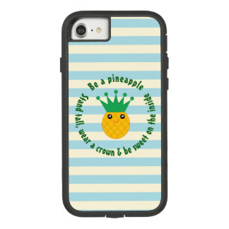 Be A Pineapple Inspirational Quote Case-Mate Tough Extreme iPhone 8/7 Case