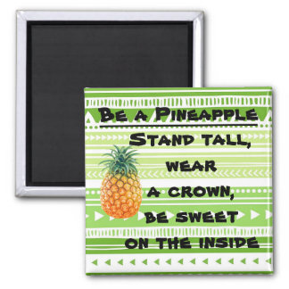 Be a Pineapple Magnet