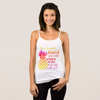 Be a Pineapple Singlet