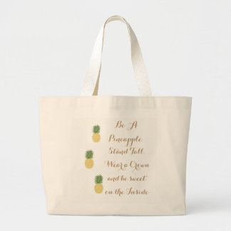 Be a Pineapple Tote