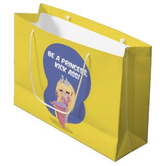 Be a princess, kick ass! - Gift Bag