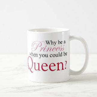 Be A Queen Coffee Mug