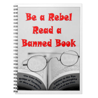 Be a Rebel ~ Read a Banned Book