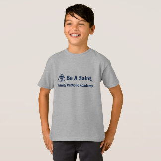 Be A Saint - Boy's T-shirt