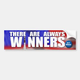 Be a Winner Bumper Sticker