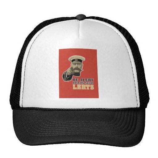 Be Alert Hats
