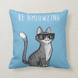 Be Ameowzing Cushion