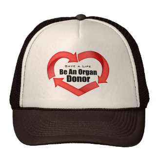Be An Organ Donor Hat