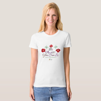 Be Audit You Can Be Organic Cotton Auditor TShirt