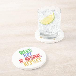 Be Awesome! Coaster