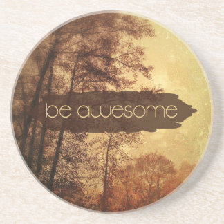 Be Awesome Coasters