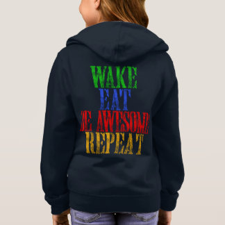 Be Awesome! Hoodie