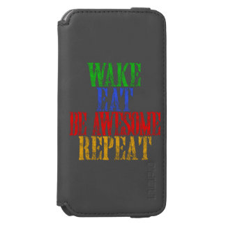 Be Awesome! Incipio Watson™ iPhone 6 Wallet Case