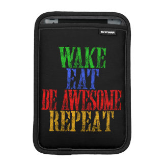 Be Awesome! iPad Mini Sleeve