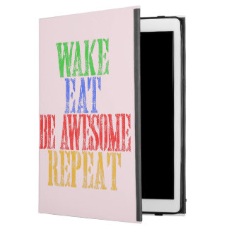 "Be Awesome! iPad Pro 12.9"" Case"