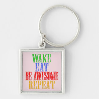 Be Awesome! Key Ring