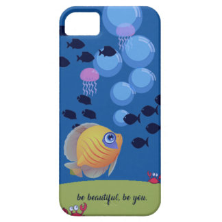 Be Beautiful Be You Barely There iPhone 5 Case