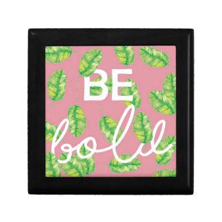 be bold gift box