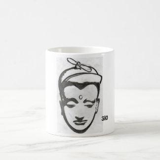 ''Be-Bop Buddha'' - 3rdeyezero Coffee Mug
