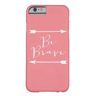 Be Brave Arrow iPhone Case