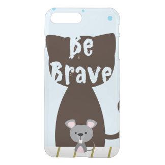 Be Brave Little Mouse iPhone 8 Plus/7 Plus Case