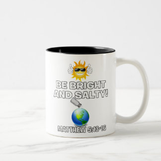 Be Bright & Salty Coffee Mug