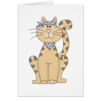 Be Cool Cat Card