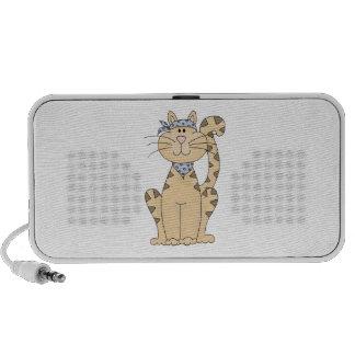 Be Cool Cat Laptop Speaker