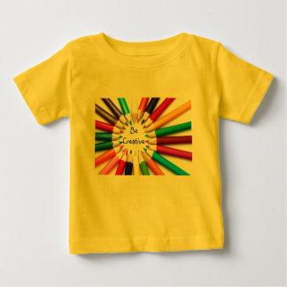 Be Creative Baby T-Shirt