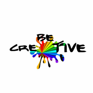 Be Creative Cut Outs