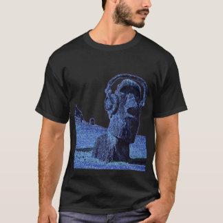 """Be Different"" 3 Moai, Headphones DJ T T-Shirt"