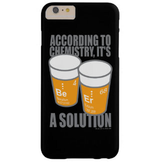 BE-ER BARELY THERE iPhone 6 PLUS CASE
