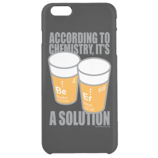 BE-ER CLEAR iPhone 6 PLUS CASE