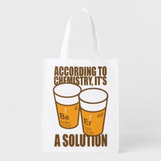 BE-ER REUSABLE GROCERY BAG
