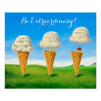 Be Extraordinary! - Poster