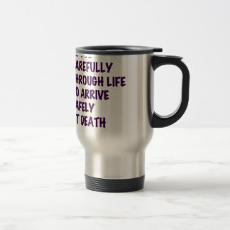 Be Fearless Stainless Steel Travel Mug