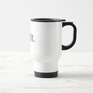 be fit coffee mug