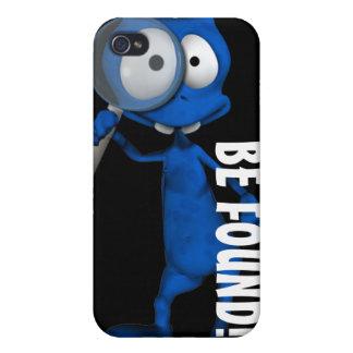 BE FOUND SEO-Alien com iPhone 4/4S Cases