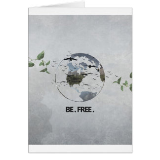 Be Free Card