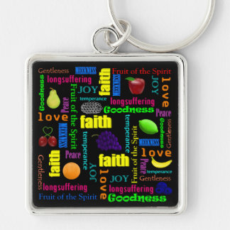 Be Fruitful Key Ring