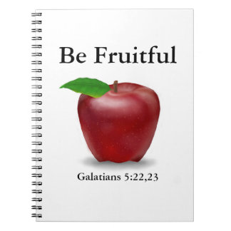 Be Fruitful Notebook