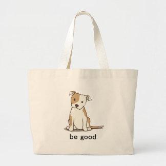 Be Good Jumbo Tote Bag