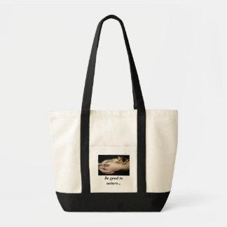 Be Good To Nature... Impulse Tote Bag