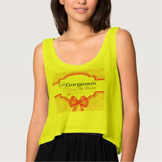 Be Gorgeous Styles By Mimmie Singlet