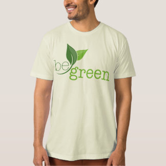 Be Green T Shirt