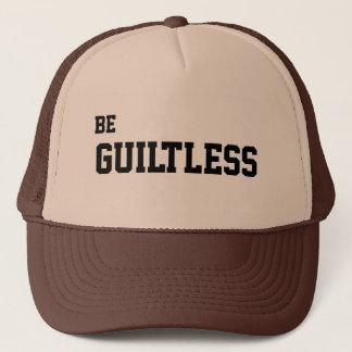Be Guiltless Trucker Hat