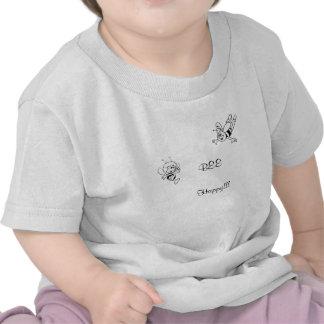 be happy, baby tee shirts