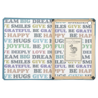 Be Happy iPad Air Cover
